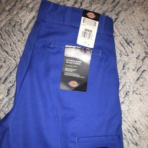 Dickies Pants - Blue Dickie Pants